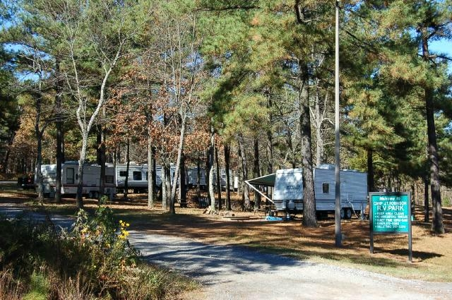 Camp Robinson RV Park