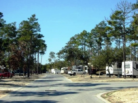 Shopping In Biloxi Ms >> U.S. Military Campgrounds and RV Parks - Featured Facility - Eglin AFB FamCamp, FL