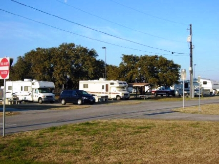 New FHU RV Sites