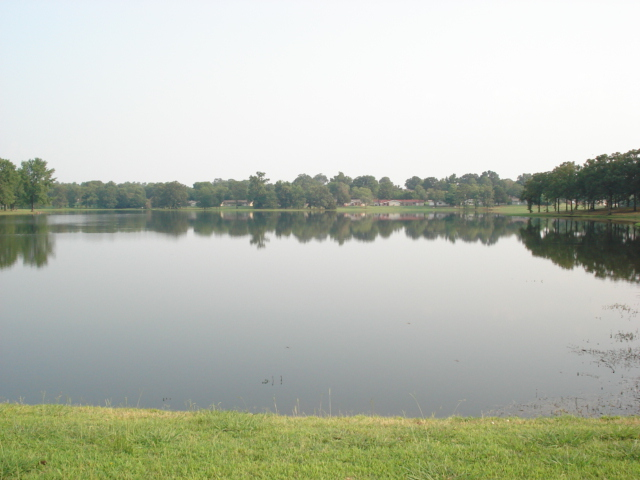 The Nearby Lake