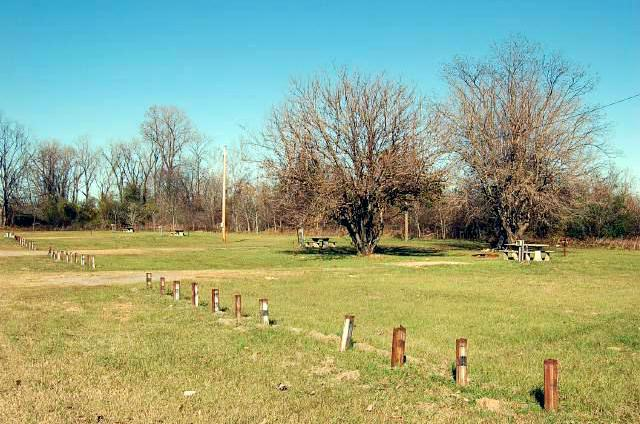 Pine Bluff Arsenal Campsites