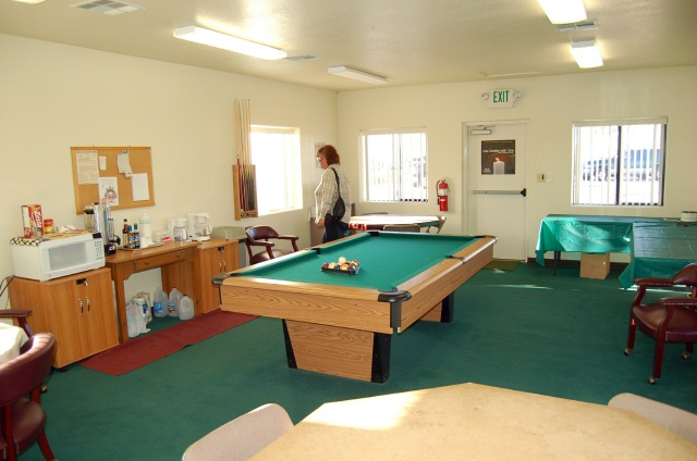 Lounge and Recreation Room