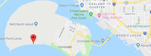 U.S. Military Campgrounds and RV Parks - North Island Beach Cottages