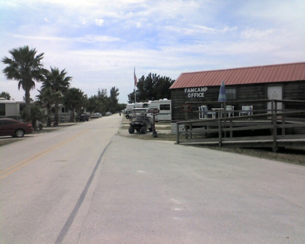 Manatee Cove Campground A 1 A Off Pineda Causeway Cocoa