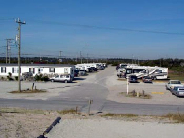 Camp Lejeune Yard Sales >> U.S. Military Campgrounds and RV Parks - Onslow Beach Campsites and Recreation Area