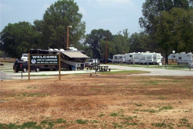 U S Military Campgrounds And Rv Parks Redstone Arsenal