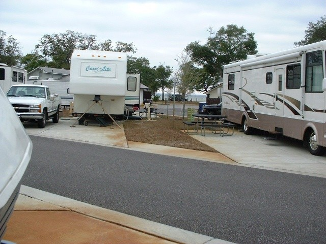 U S Military Campgrounds And Rv Parks Destin Army