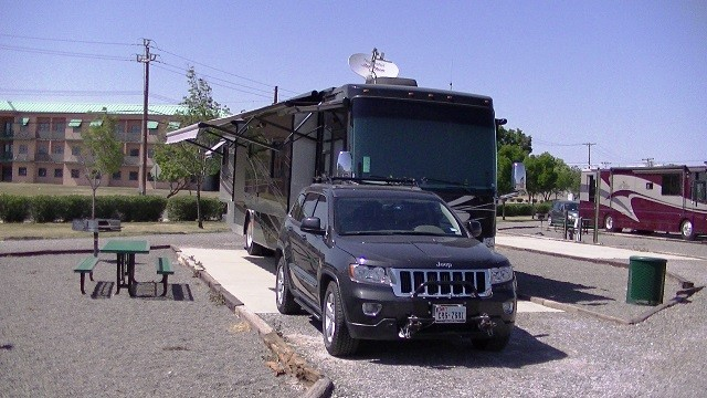 Lemoore RV Park and Campground Featured