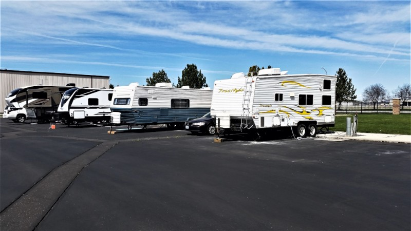 U S  Military Campgrounds and RV Parks - Kingsley Campground