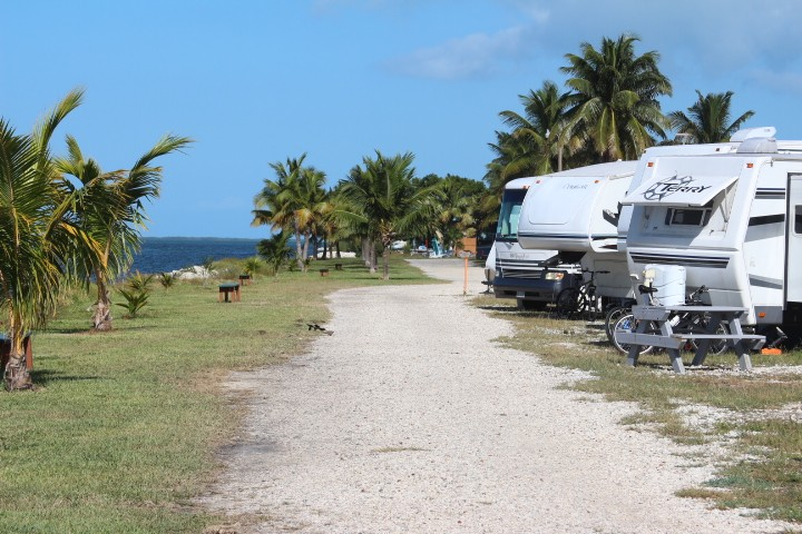 U S Military Campgrounds And Rv Parks Naskw Campground