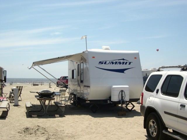 U S Military Campgrounds And Rv Parks Del Mar Beach