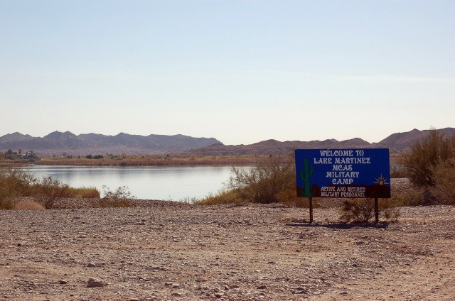U S Military Campgrounds And Rv Parks Lake Martinez