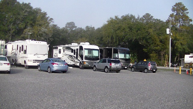 U S Military Campgrounds And Rv Parks Raptor Ranch At