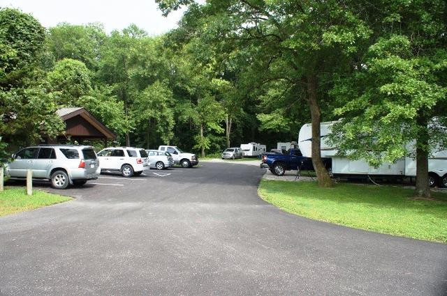 U.S. Military Campgrounds and RV Parks - Scott AFB FamCamp