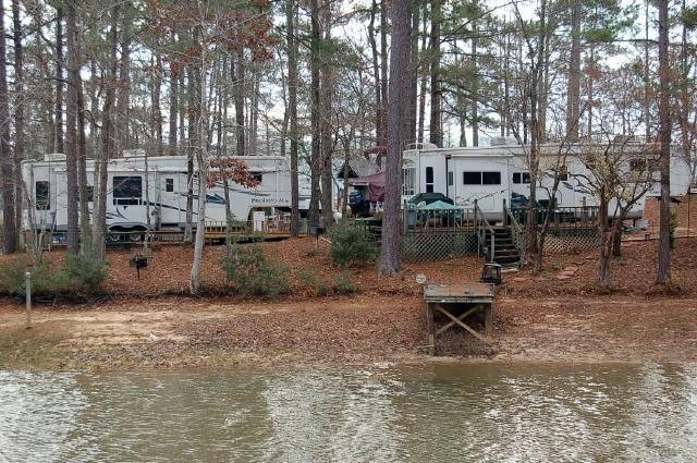 U s military campgrounds and rv parks lake martin for Lake martin fishing