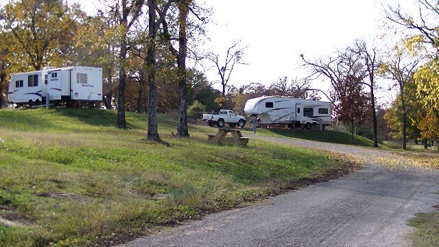 U S Military Campgrounds And Rv Parks Fort Chaffee Rv Park