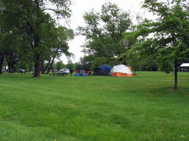 U S  Military Campgrounds and RV Parks - Solomons Island
