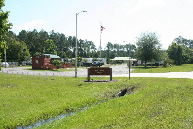 U S Military Campgrounds And Rv Parks Eagle Hammock Rv Park