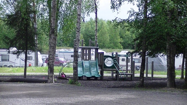 U S Military Campgrounds And Rv Parks Joint Base