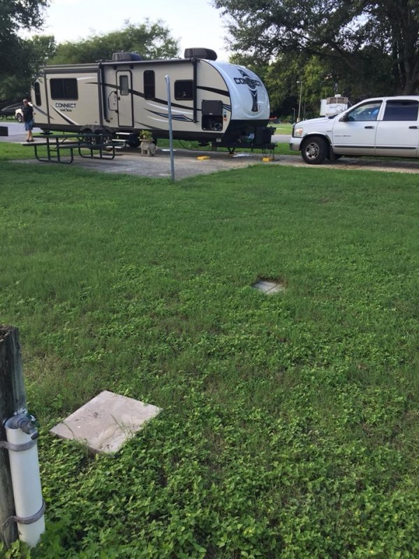 U S  Military Campgrounds and RV Parks - Fort Sam Houston RV
