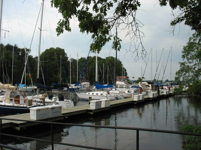 U S Military Campgrounds And Rv Parks Solomons Island