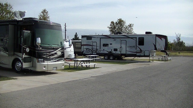 U S Military Campgrounds And Rv Parks Altus Afb Famcamp