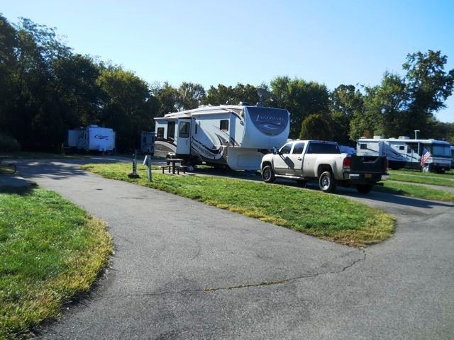 U S Military Campgrounds And Rv Parks Wright Patterson