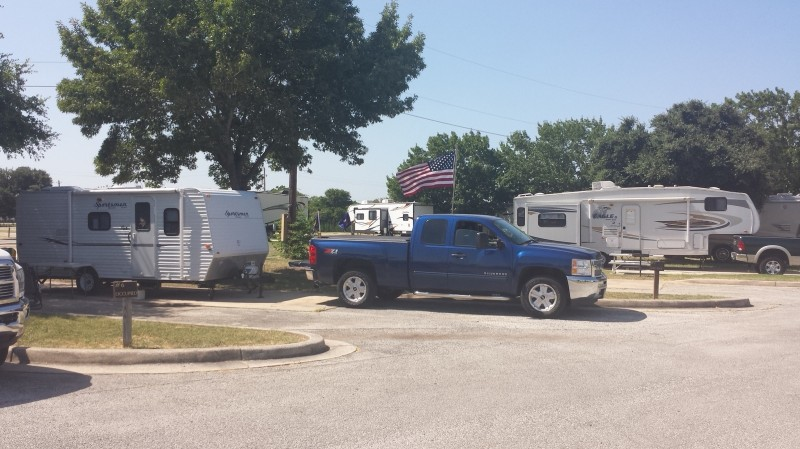 US Military Campgrounds And RV Parks Lackland AFB FamCamp - Us military campgrounds and rv parks map