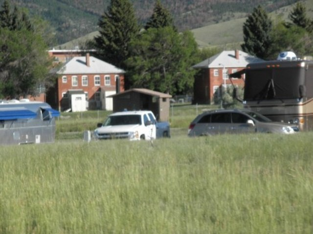 U S  Military Campgrounds and RV Parks - Fort Harrison RV Park