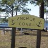 Entrance to the Ancher Cove area
