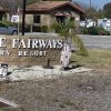 Fairways RV Park Entrance