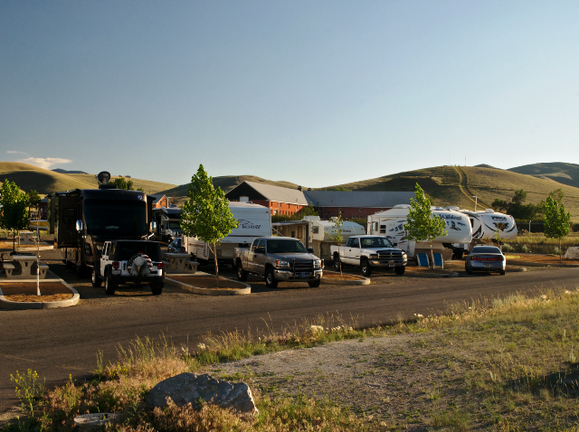 U S Military Campgrounds And Rv Parks Fort Harrison Rv Park