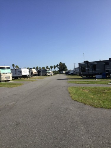Manatee Cove Campground