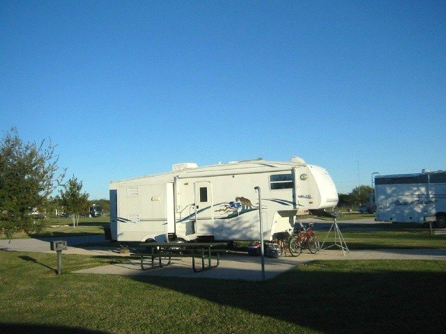 Us Military Campgrounds And Rv Parks Fort Sam Houston Rv Park