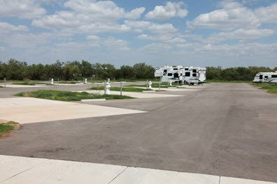 Dyess AFB FamCamp