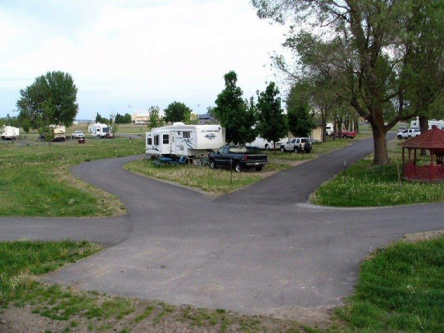 Us Military Campgrounds And Rv Parks Fairchild Afb Famcamp