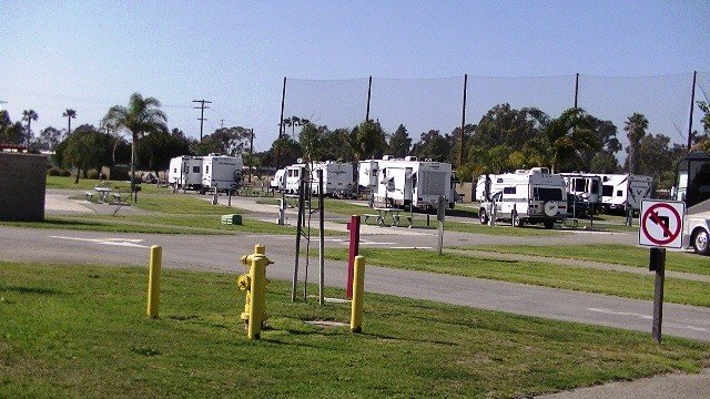 U S Military Campgrounds And Rv Parks Fairways Rv Resort