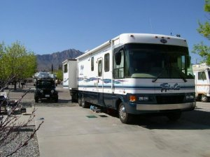 Fort Bliss RV Park