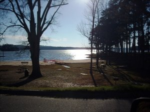 Wateree Recreation Area