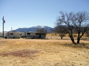 Garden Canyon RV Park