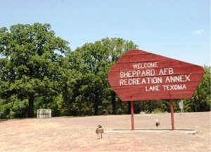 Sheppard AFB Recreation Annex at Lake Texoma