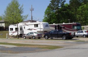 Foster Creek RV Park and Villas