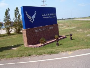 Minot AFB FamCamp