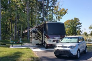 Aberdeen Shore Park Travel Camp