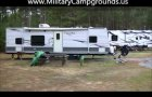 Video Tour of Falcon's Nest FamCamp at Shaw AFB, SC