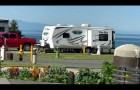 Tour of Cliffside RV Park at the Naval Air Station Whidbey Island, WA.