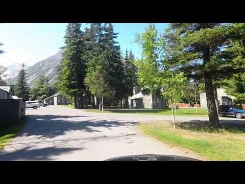 Video Tour of Seward Military Resort, AK