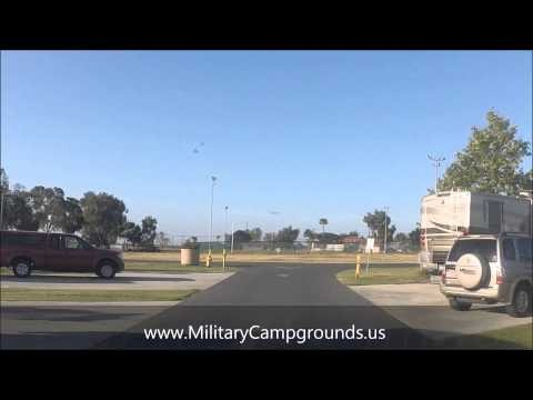 Video Tour of Seabreeze RV Park, NWS Seal Beach, CA.