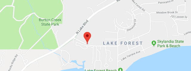 U.S. Military Campgrounds and RV Parks - Lake Tahoe Coast Guard Station
