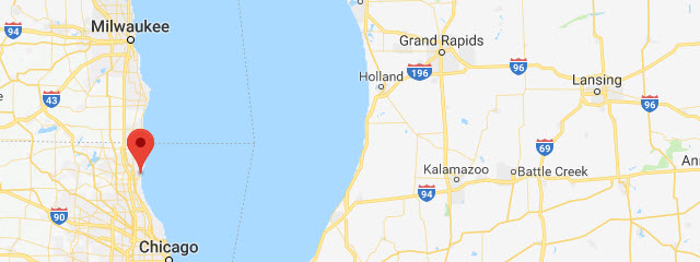 great lakes naval training center map U S Military Campgrounds And Rv Parks Great Lakes Naval great lakes naval training center map